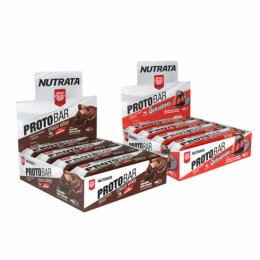 ProtoBar Whey (Display c/8 unid - 70g) - 2 Caixas
