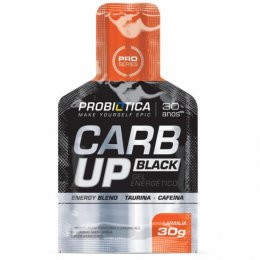 Carb Up Black Gel (30g)