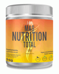 Mag Nutrition Total 90g - (Mix de Magnésio + Taurina)