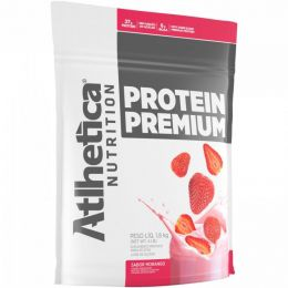 proteiun premium - morango