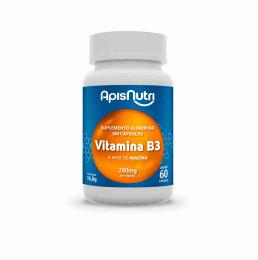 Vitamina B3 60 caps